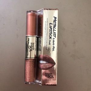 Touch in SOL Metalist Lipstick Duo - Penny (#2)